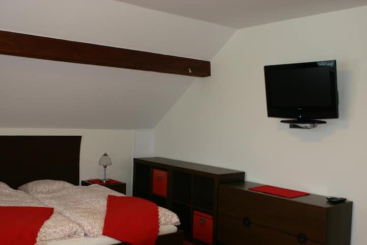 Tetőtéri apartman