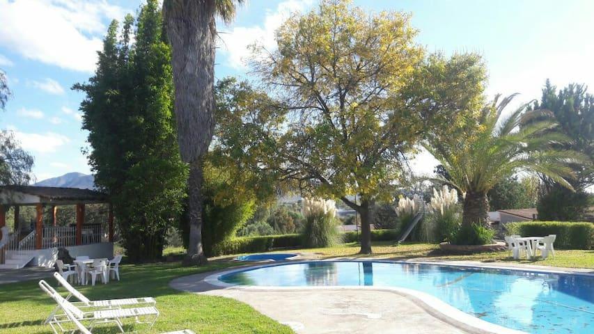 Villa estilo colonial - Tequisquiapan - Villa