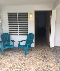 Las Olas Beach House Studio - Arecibo - Appartement