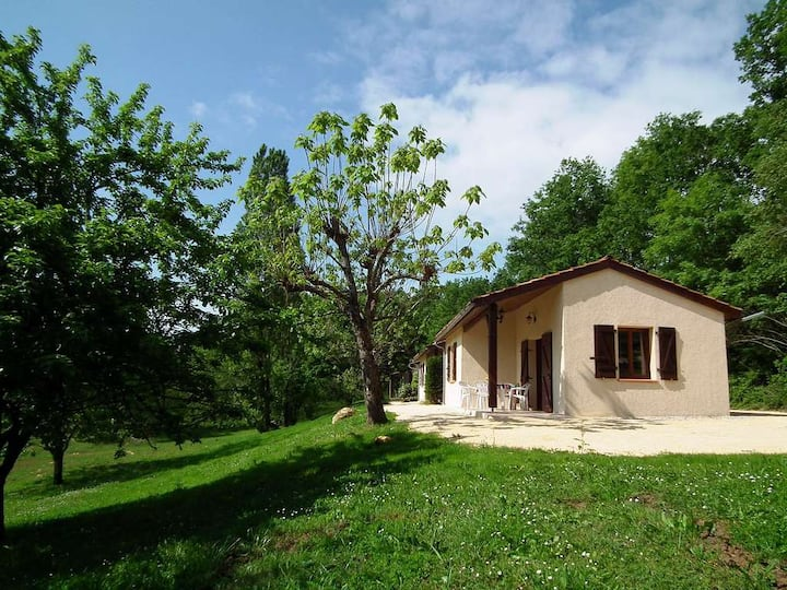 Dordogne Holiday Resort **** House 2/4 pers. #1