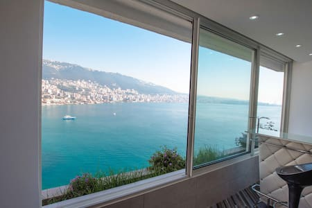★ Luxurious Chalet + Pool Access on Jounieh Bay