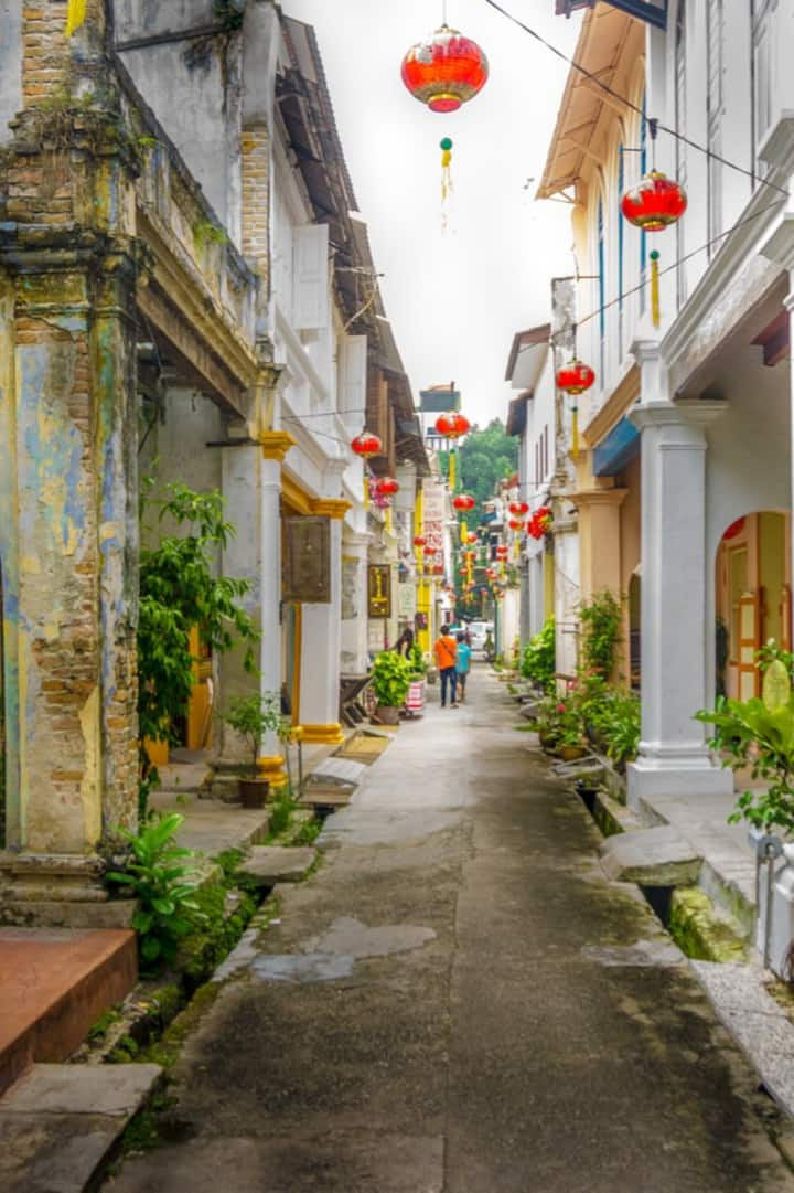 The once notorious Concubine Lane