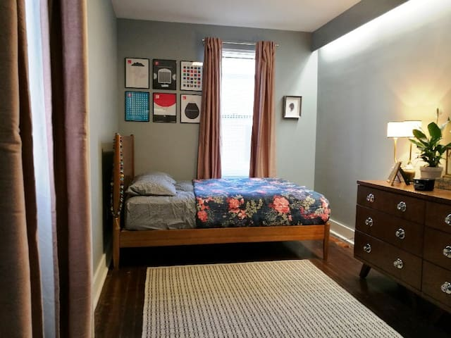 All Private Living Room, Bed Room & Bath Room! - New York - Apartment