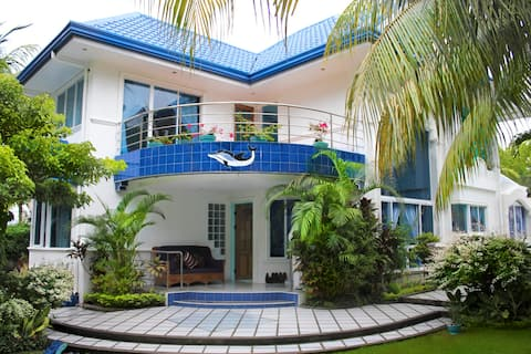 Tropical Hideaway 6 BR et piscine