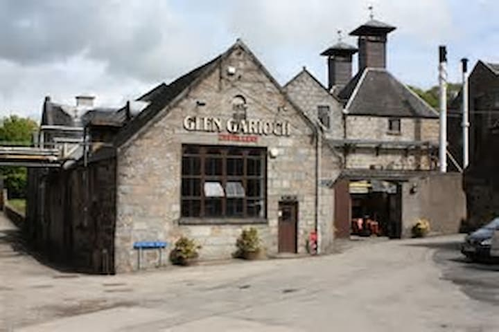 Glen Garioch Distillery