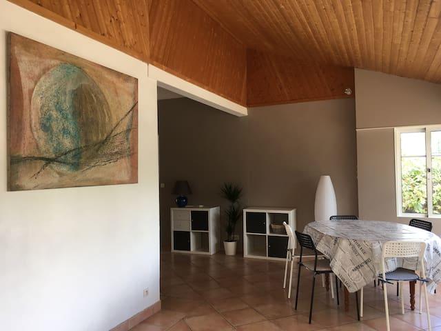 Villa Arcachon Abatilles proche plages