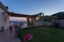 Villa in Dubrovnik area with pool
