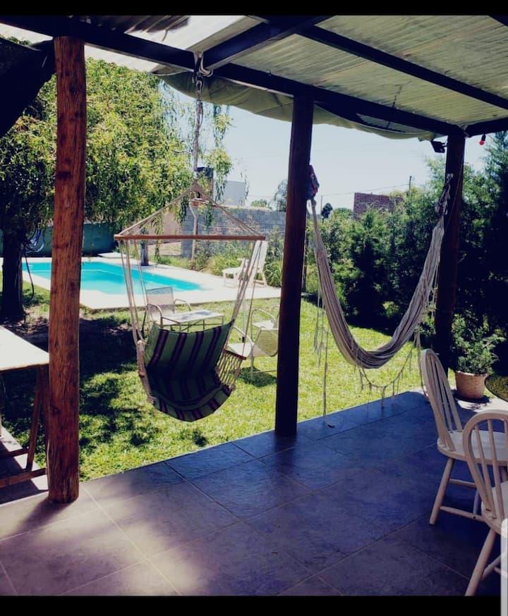 Casa de fin de semana en Pueblo Esther