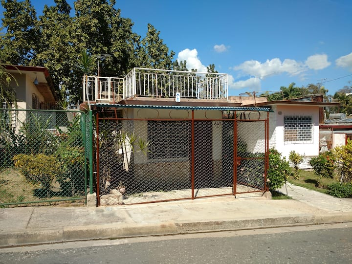 CASA ENA. Whole house for rent.