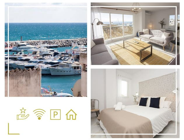 Top Notch 3bdrm Duplex inside the marina/P.Banus