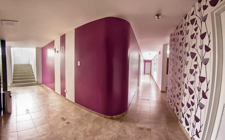 Hotel Americana Cali, habitación para 4