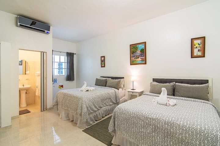 2 Beds Boutique Hotel in Boca Chica