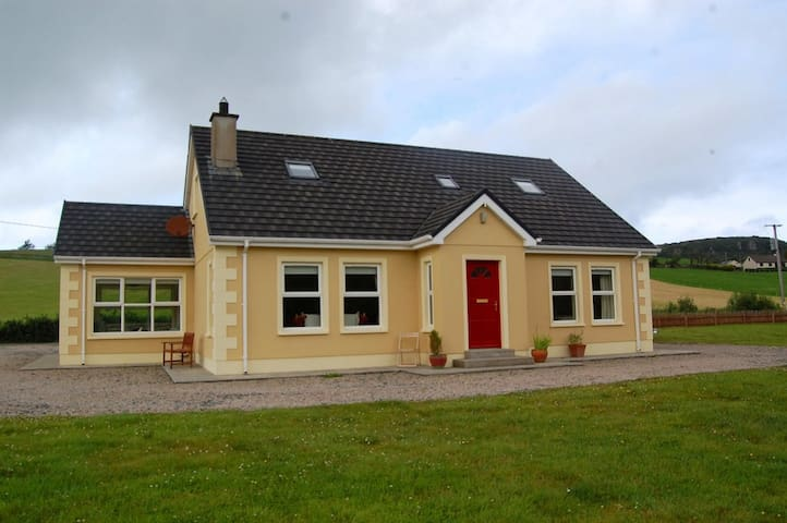 Donegal  - Dunfanghy 3 bed detached - Countryside
