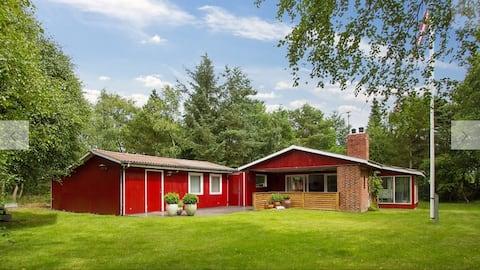 Sommerhus i Odde naturpark