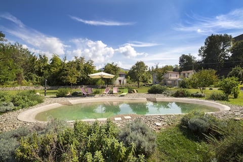 Casa Rubina 6 pax beautiful stone villa with pool