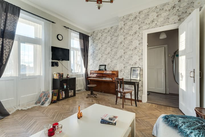 Apartment in the very center of Moscow