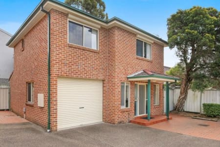 Comfortable Wollongong Townhouse for extended stay