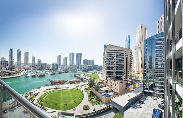 ★5 Sparkle Tower Apt by Swarovski, Dubai Marina