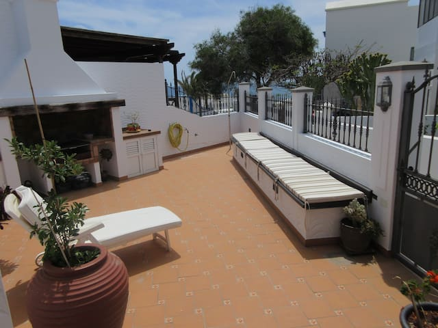 Precioso apartamento junto a la playa - Playa Honda - Apartamento