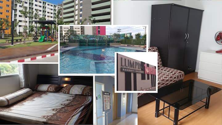 Apartment near Bangkok Don Muang Airport
