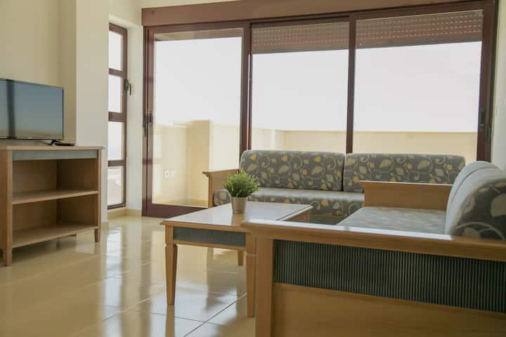 BE FREE ISLA PLANA Apartamento 2 dormitorios