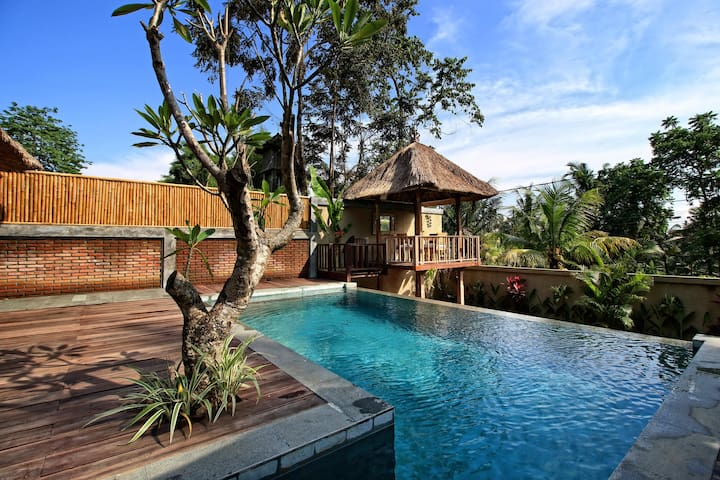 Private Villa for Honeymoon & Relax in Ubud #2