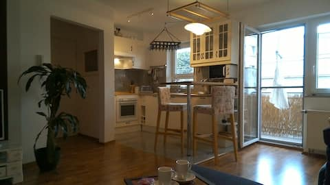 Great apartment in the heart of Mainz Neustadt