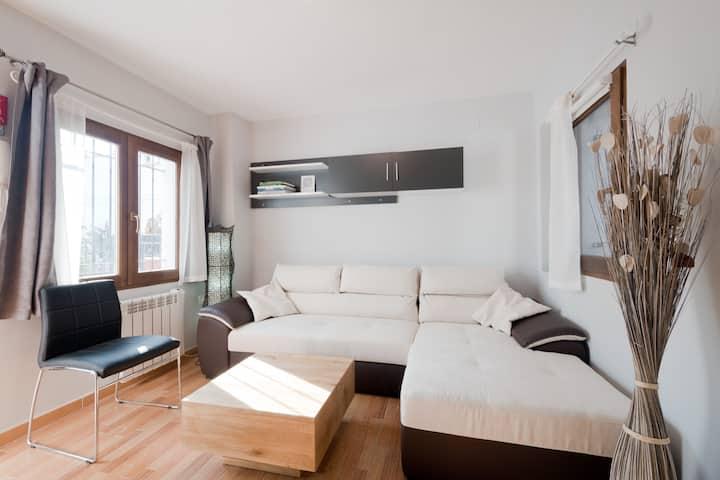 Luxury duplex in Albaicin