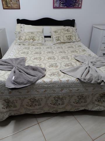 Quarto cama de casa