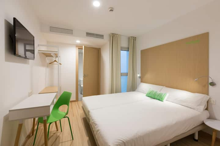 Double Eco-room  (Double room with private bathroom