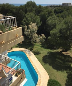 Apartamento en la playa de El Saler - Valencia - Apartment