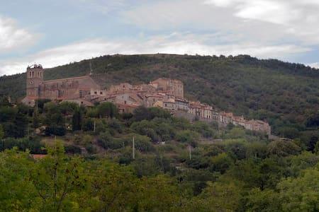 Vakantiehuis in het dorp Mosset, Franse Pyreneeën - Mosset