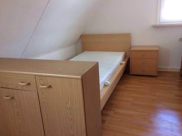 Renoviertes Zimmer in Frauen-WG - Clausthal-Zellerfeld - Departamento