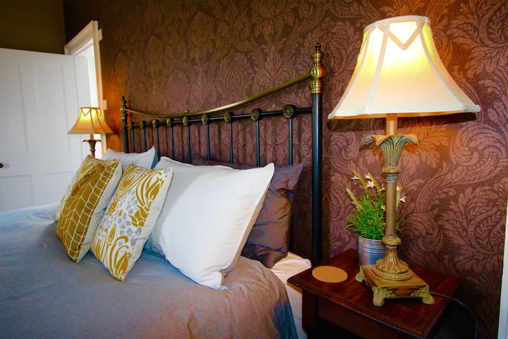 Castle Hill House B&B - Room with Stunning Views - Kington - Penzion (B&B)
