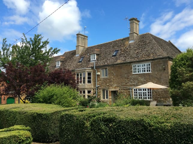 Castle Farm House B & B. The Rockingham Suite - Rockingham - アパート