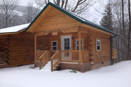 Little Cabin in the Woods - Hendersonville - Stuga