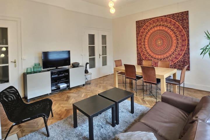 Bel appartement quartier Vauban - 80m2