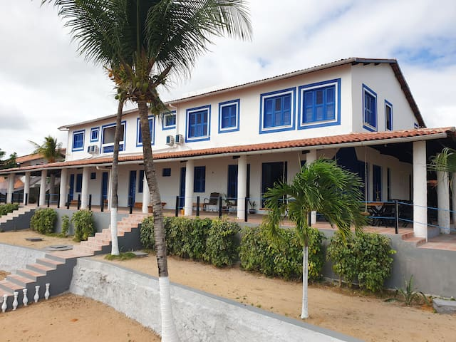 Suíte Casal Montepascual Ecovillage