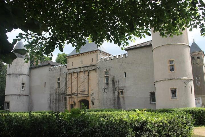 Le Château de Varennes Chambre de la Marquise