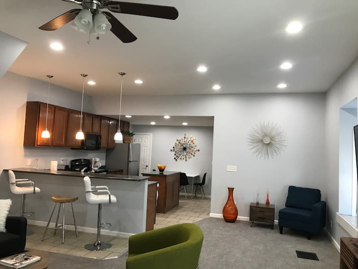 Single Fam Home in Suburb north side of Cincinnati