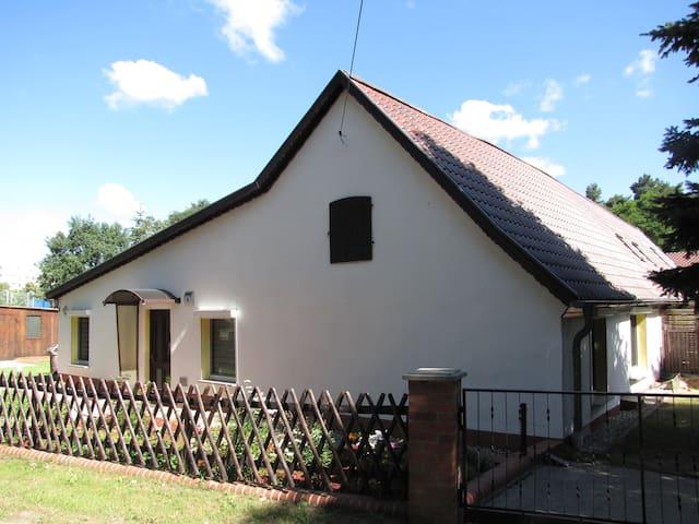 """Spreewaldhaus - Ihr """"Zuhause auf Zeit"""" in Lübben"""