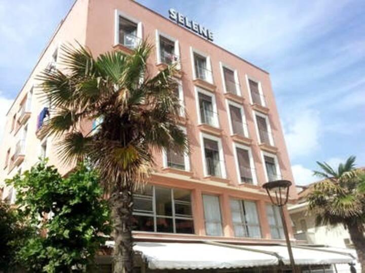 Camere in Hotel Riccione