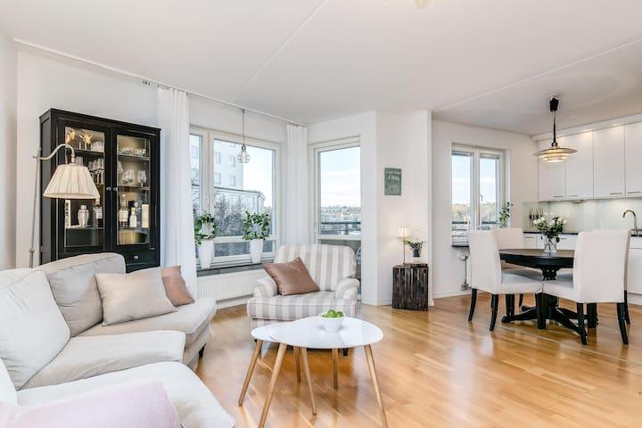 Modern apartment in a calm, central area - Stockholm - Apartmen