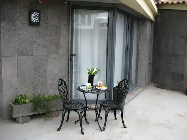 Sunny Terrace City Center - Ponta Delgada - Daire