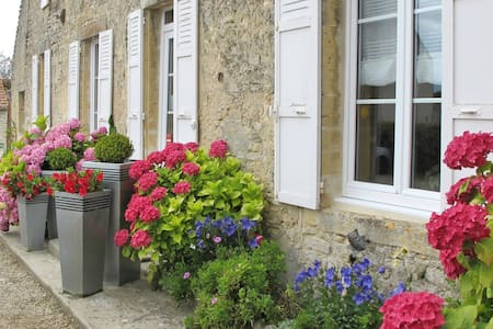 Holiday home in Longues-sur-Mer - Longues-sur-Mer - Talo