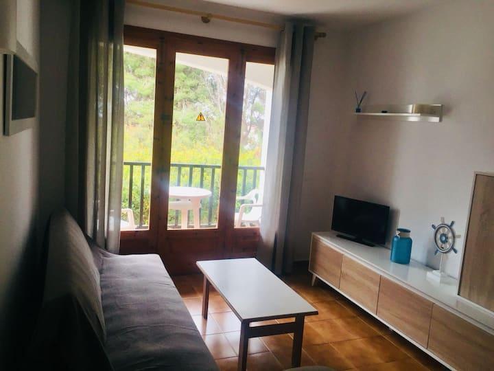 Apartamento 2 habitaciones Arenal d'en Castell