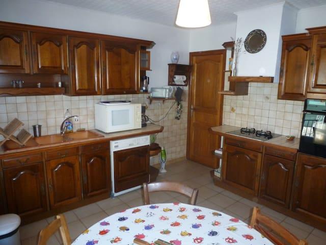 Villa90m2, 7p Nimes Montpellier Mer - Vestric-et-Candiac - Casa de campo
