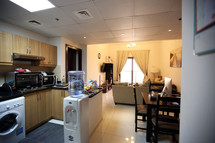 Spacious 1 Bedroom Apartment in Dubai Sports City