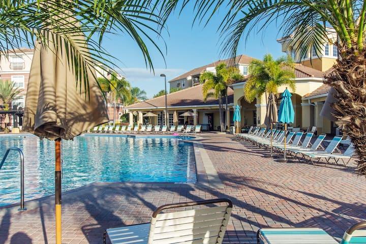 Vista Cay Resort Orlando Luxury 3 bed condo W73055