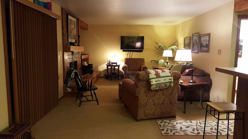 Cozy and Convenient in Jackson Hole - Wilson - Apartment